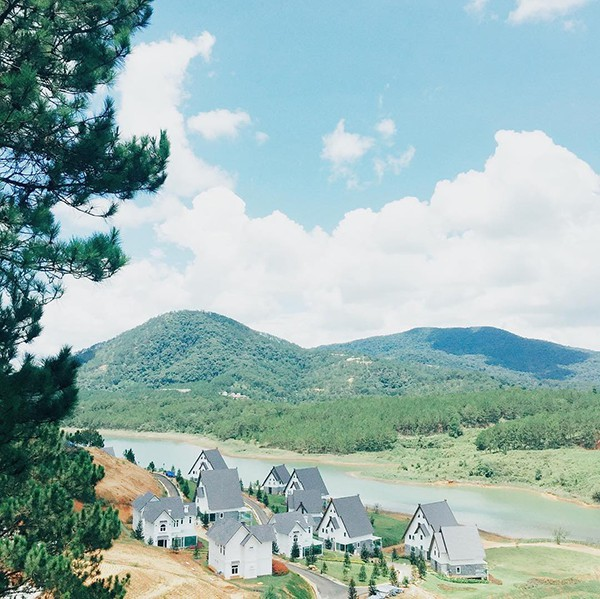 Đà Lạt vừa có ngôi làng thu nhỏ châu Âu mới cực hợp để ghé thăm mùa đông này! - ảnh 7