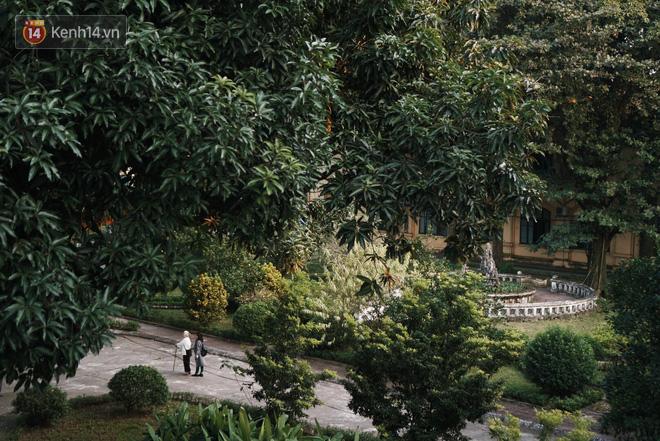 Ngôi trường lâu đời nhất Hà Nội - 110 năm qua vẫn vẹn nguyên vẻ đẹp yên bình, rêu phong và thách thức thời gian - Ảnh 18.