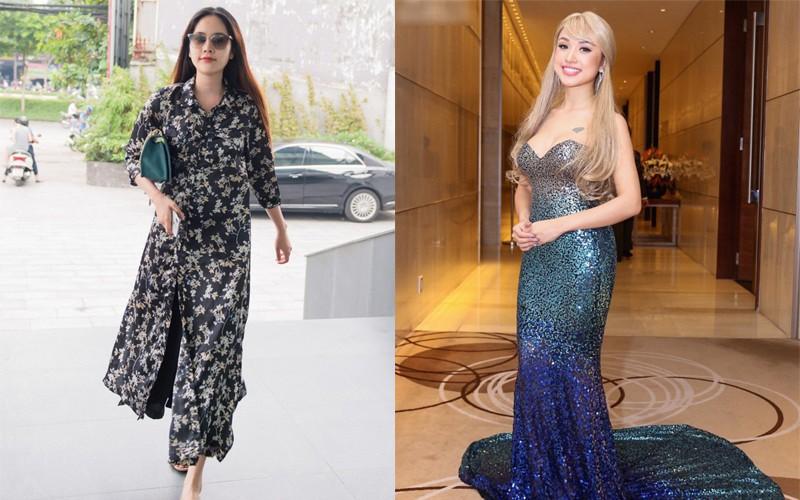 Ngoài Nam Em, showbiz Việt còn có vài pha mặc xấu, tụt giảm phong độ chỉ vì tăng cân không kiểm soát