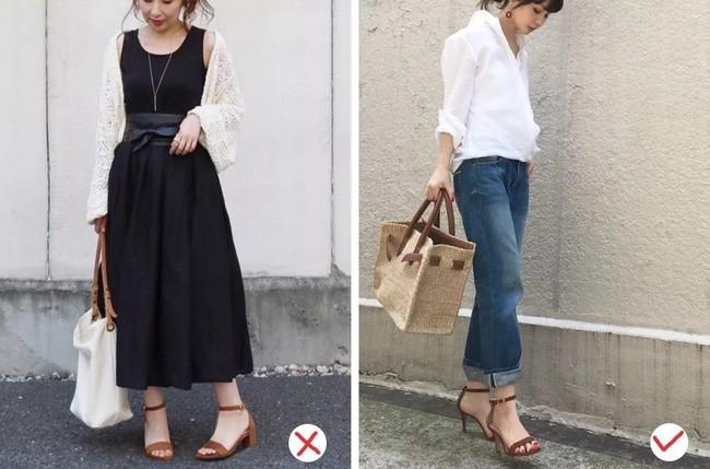 16 dẫn chứng cụ thể cho thấy: Quần áo có đẹp đến mấy nhưng nếu chọn sai giày thì cũng đi tong luôn bộ đồ - ảnh 6