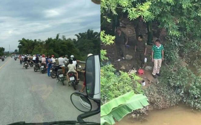 Vụ bác sỹ giết vợ vứt xác xuống sông: Tìm thấy thi thể nghi của nạn nhân trôi gần 300km sang Trung Quốc