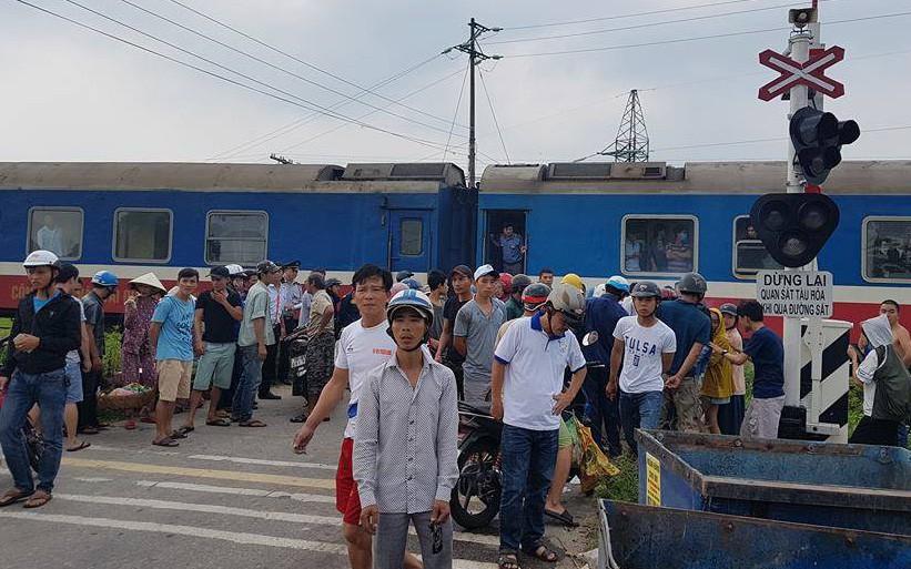 Trên đường đến thăm con trai, cha bị tàu lửa kéo lê gần 200 mét, tử vong thương tâm