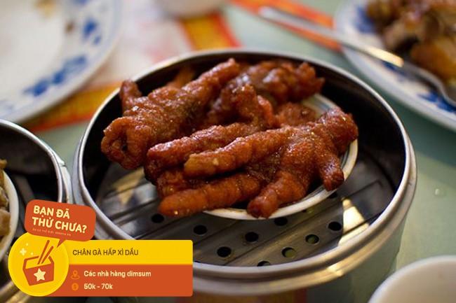 Tầm này trời Sài Gòn man mát mà không tìm mấy món chân gà lai rai thì thật có lỗi với thời tiết - Ảnh 9.