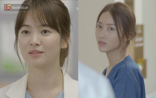 Có tâm như Khả Ngân: Đóng phim remake là cũng diện luôn trang phục giống Song Hye Kyo cho vẹn toàn - ảnh 6