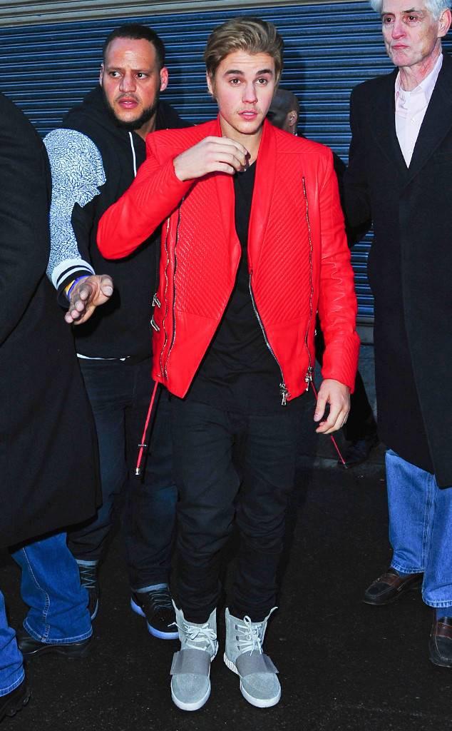 Nhìn bề ngoài luộm thuộm của Justin Bieber, không thể tin nổi đây là siêu sao thế giới với ...