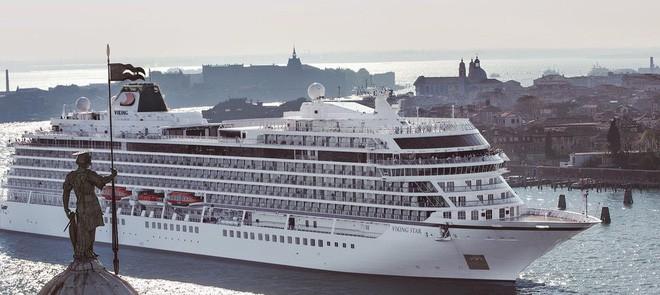 Ngắm nhìn Viking Sun - Siêu du thuyền có hành trình dài nhất thế giới: Ghé thăm 113 cảng tại 59 quốc gia - ảnh 1