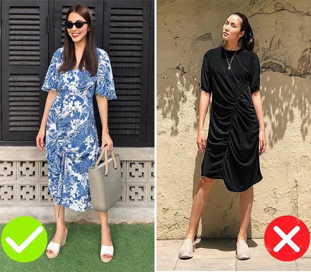 """Sau bao lần """"mặc sai"""", cuối cùng Tăng Thanh Hà đã biết cách diện đẹp mẫu váy khó nhằn này - ảnh 6"""