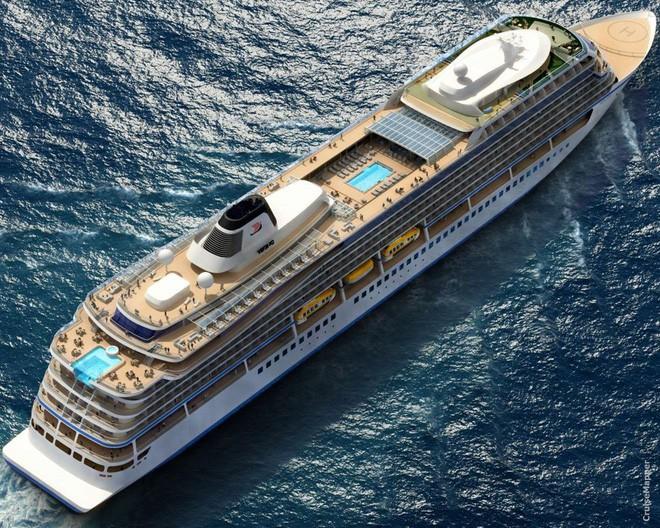 Ngắm nhìn Viking Sun - Siêu du thuyền có hành trình dài nhất thế giới: Ghé thăm 113 cảng tại 59 quốc gia - ảnh 7