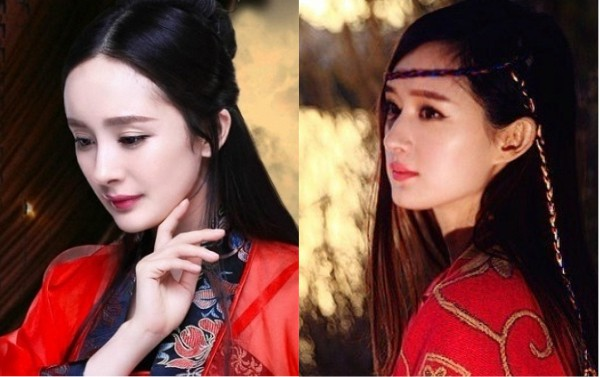 18 cặp diễn viên Trung giống nhau như sinh đôi khiến khán giả hoa mắt! (Phần 2) - ảnh 11