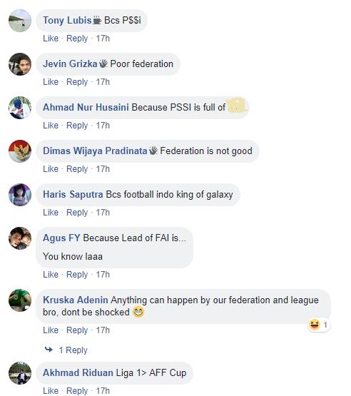 LĐBĐ Indonesia bị fan nước nhà công khai chửi bới trên mạng xã hội vì quyết định có một không hai - ảnh 2