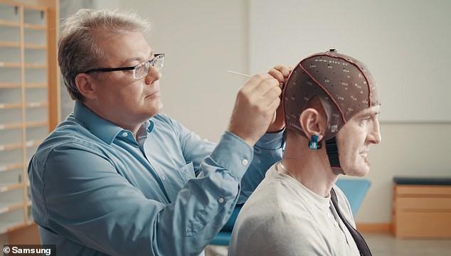 Vì một tương lai không cần remote, Samsung đang phát triển TV được điều khiển bằng sóng não của bạn - Ảnh 2.