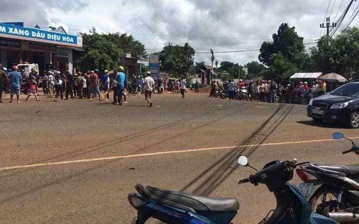 Người đàn ông tử vong sau tiếng nổ lớn nghi do ôm mìn tự sát ở Đắk Lắk