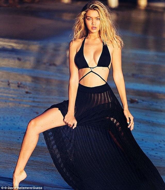 Nhan sắc gây mê mệt của Gigi Hadid: Ngực đẹp tự nhiên, bụng không nếp gấp, đến phong cách cũng chất phát ngất - Ảnh 3.