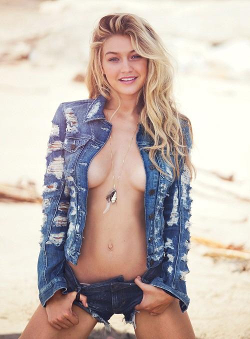 Nhan sắc gây mê mệt của Gigi Hadid: Ngực đẹp tự nhiên, bụng không nếp gấp, đến phong cách cũng chất phát ngất - Ảnh 6.