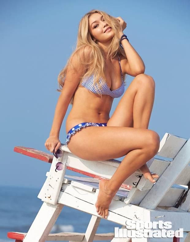 Nhan sắc gây mê mệt của Gigi Hadid: Ngực đẹp tự nhiên, bụng không nếp gấp, đến phong cách cũng chất phát ngất - Ảnh 9.
