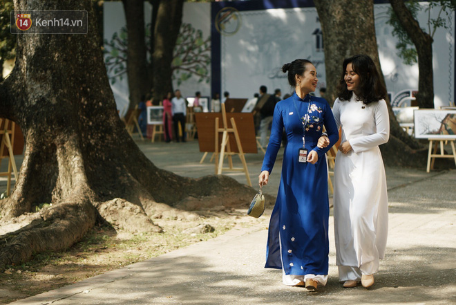 Gặp cô giáo dạy Văn, người mẹ hiền 18 năm nay của biết bao thế hệ học sinh trường Chu Văn An - Ảnh 3.