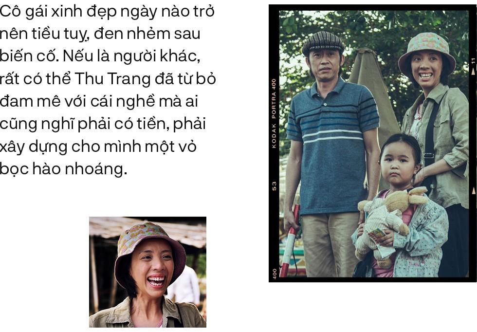 """Thu Trang: Từ """"thiên kim tiểu thư"""" trắng tay vì biến cố gia đình đến sao nữ nổi tiếng nhất nhì làng hài Vbiz - Ảnh 2."""