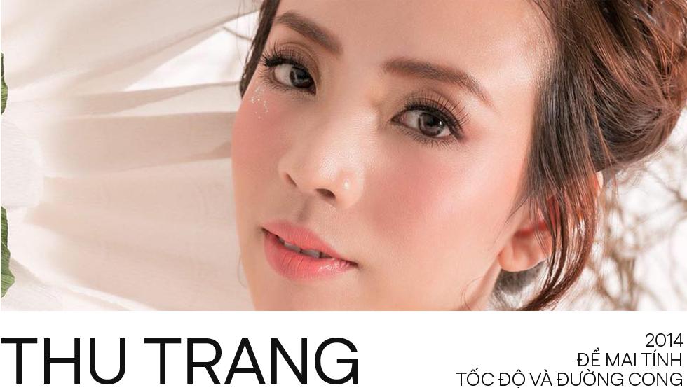 """Thu Trang: Từ """"thiên kim tiểu thư"""" trắng tay vì biến cố gia đình đến sao nữ nổi tiếng nhất nhì làng hài Vbiz - Ảnh 3."""