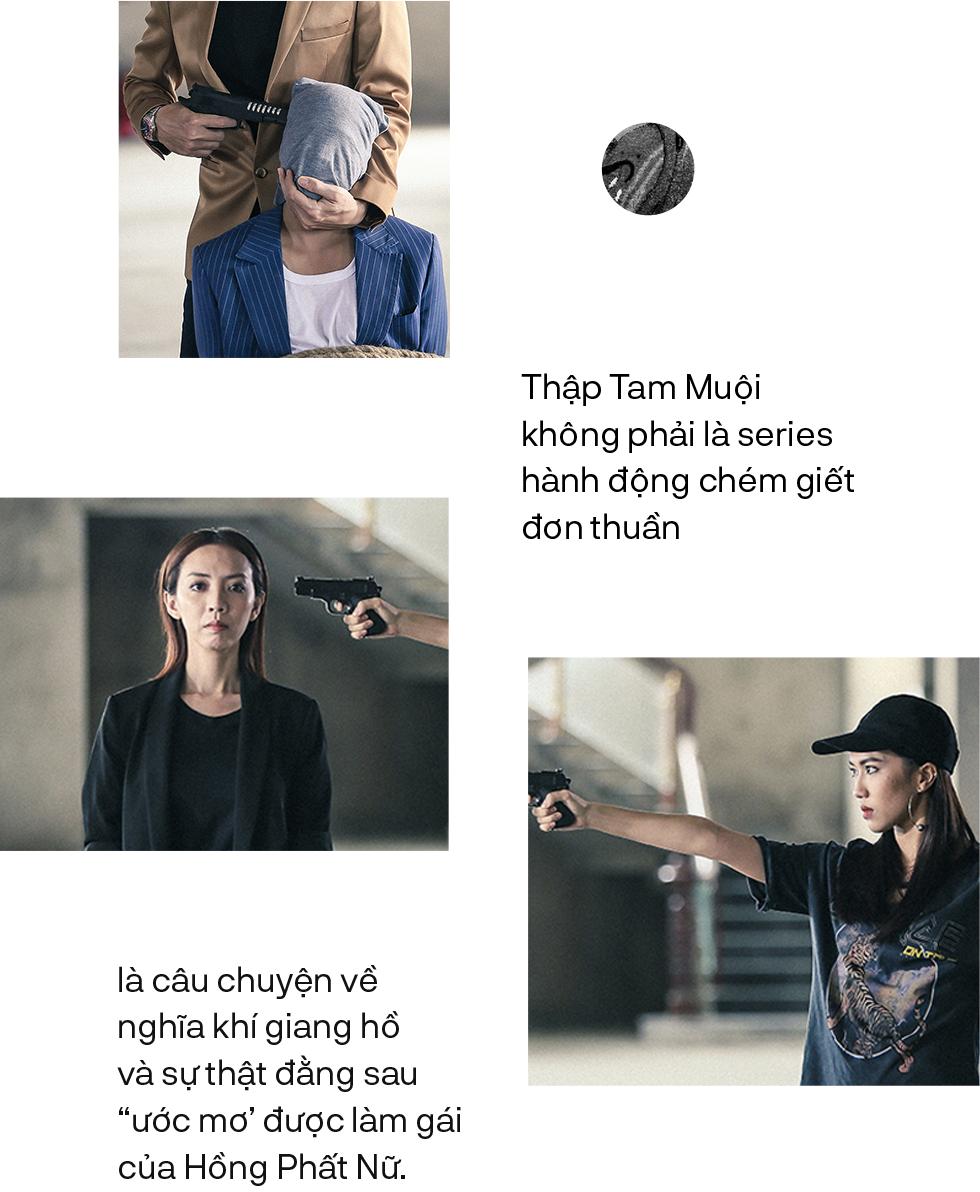 """""""Thập Tam Muội"""", Thu Trang và những câu chuyện về """"Người trong giang hồ"""" - Ảnh 2."""