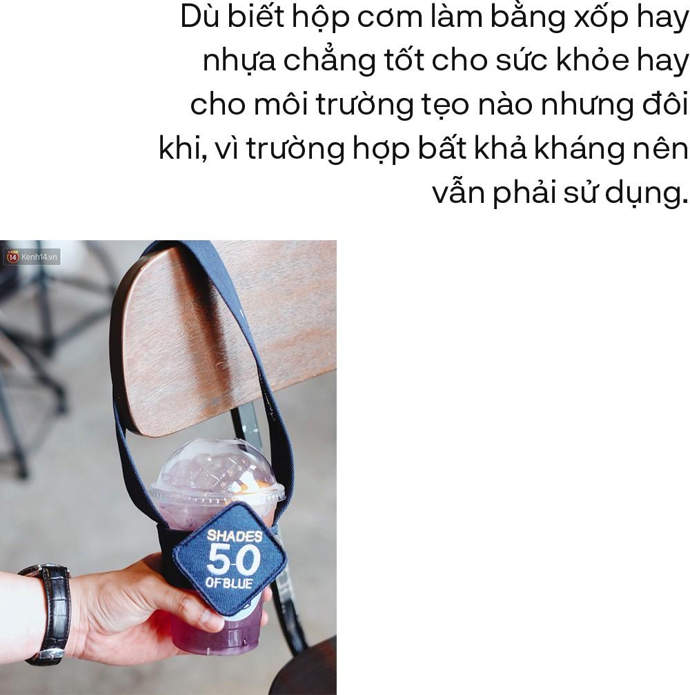 Sử dụng đồ dùng Less Plastic - hành động đơn giản nhưng thể hiện tình yêu môi trường - Ảnh 4.