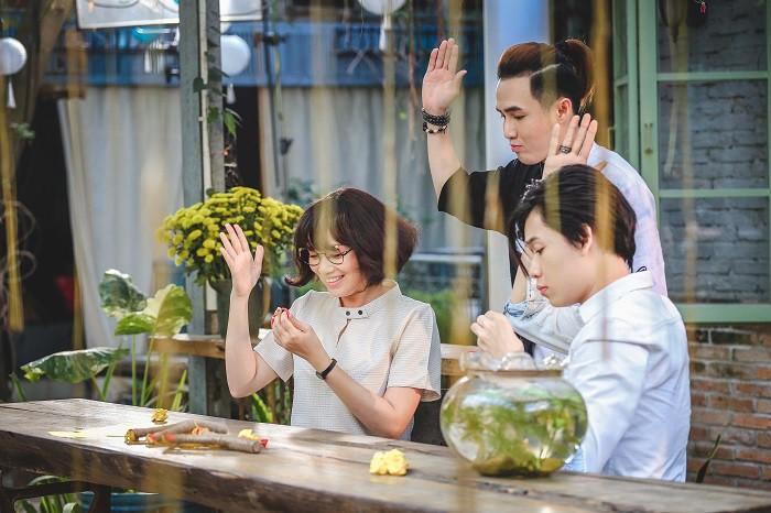 """""""Ai Chết Giơ Tay"""", phát súng khai hỏa phong trào web drama của Huỳnh Lập. - Ảnh 1."""