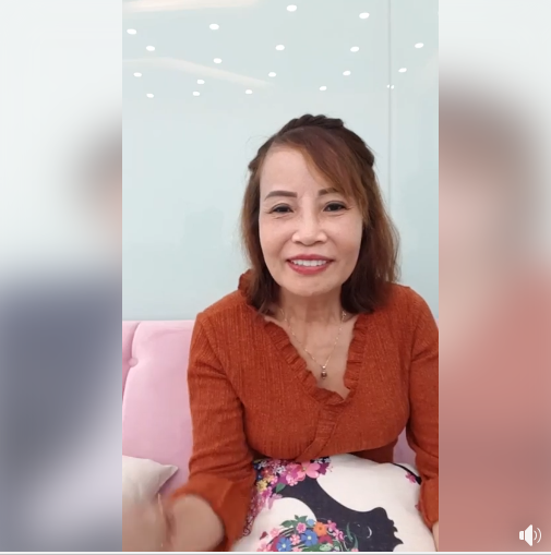 Cô dâu 62 tuổi tiếp tục chi hơn 200 triệu để làm răng sau khi căng da mặt cho xứng đôi với chồng trẻ - ảnh 8