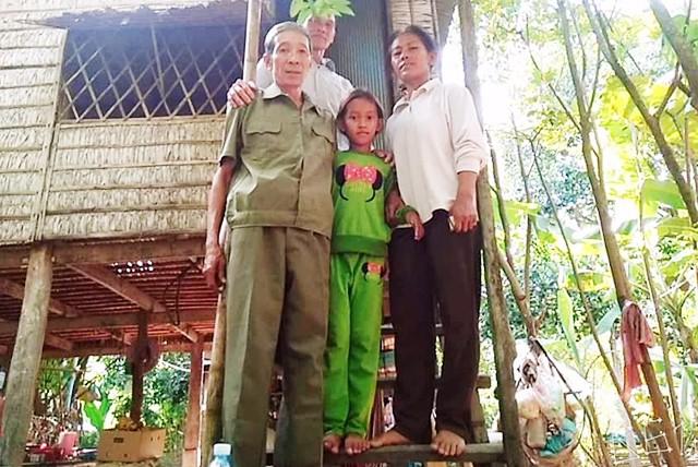 Hà Tĩnh: Liệt sĩ bất ngờ trở về địa phương sau 25 năm báo tử, chẳng thể nhớ hết tên từng người thân - Ảnh 3.