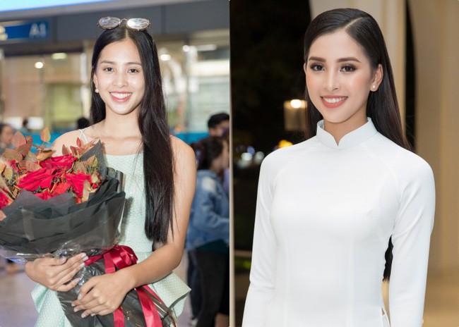 Người ta trang điểm đậm thì già chát, riêng HH Tiểu Vy càng make up sắc sảo nhan sắc càng thăng hạng - Ảnh 2.