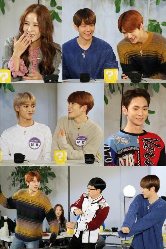Tưởng Big3 là 3 đài truyền hình lớn, Taeyong (NCT) đã vào SM bằng... bài Quốc ca! - Ảnh 1.