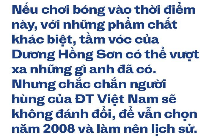 Những câu chuyện AFF Cup: Dương Hồng Sơn, thủ môn đi trước thời đại - Ảnh 1.