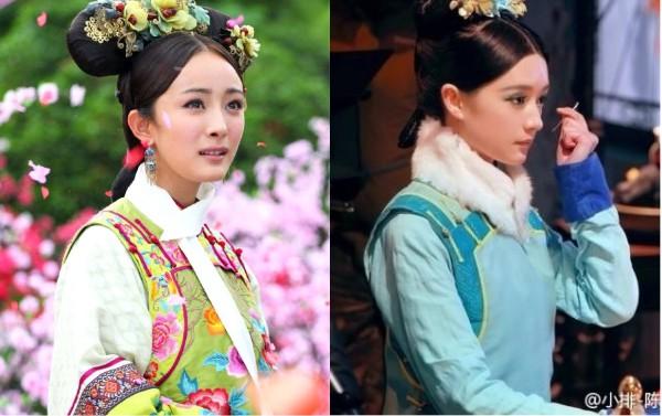 18 cặp diễn viên Trung giống nhau như sinh đôi khiến khán giả hoa mắt! (Phần 2) - ảnh 12