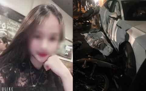 Vụ tai nạn kinh hoàng giữa Audi và 2 xe máy: Nạn nhân 18 tuổi thông minh, xinh đẹp, sắp đi du học