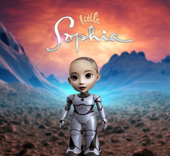 Cô nàng robot Sophia chuẩn bị có em gái mới, trông đáng yêu và xịn xò hơn hẳn - Ảnh 1.