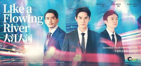 Phim truyền hình Hoa ngữ tháng 12: Ngôn tình và hành động chiếm lĩnh - ảnh 6