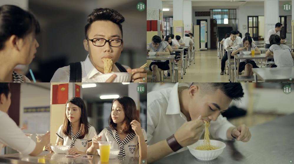 """Học Đường Nổi Loạn - Mảnh ghép của web drama """"khủng nhất tính tới thời điểm hiện tại - Ảnh 3."""