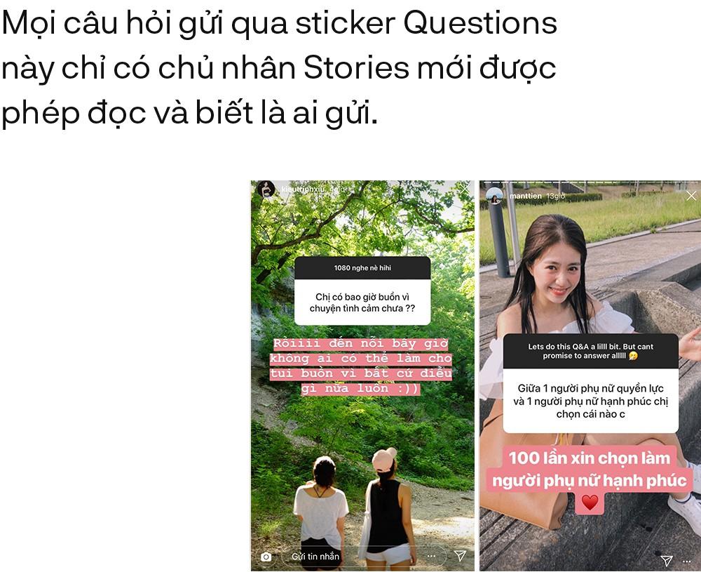 """""""Hỏi đáp trên Instagram - Trào lưu giúp giới trẻ thoả sức tâm sự để gắn kết nhau hơn - Ảnh 2."""