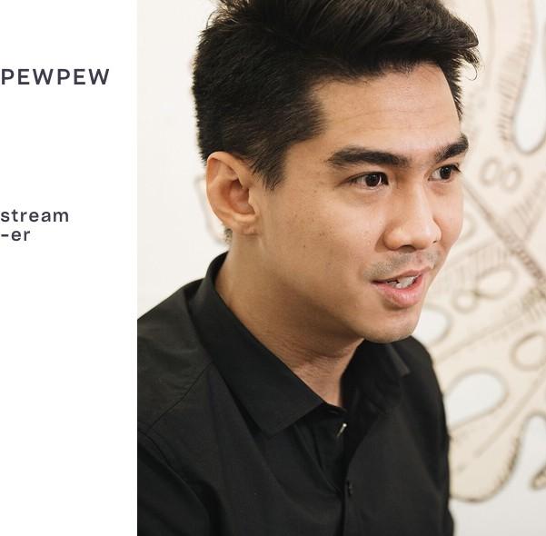 PewPew: Từ streamer ngồi trong phòng kín đến soái ca truyền hình và câu chuyện thời điểm để toả sáng - Ảnh 5.