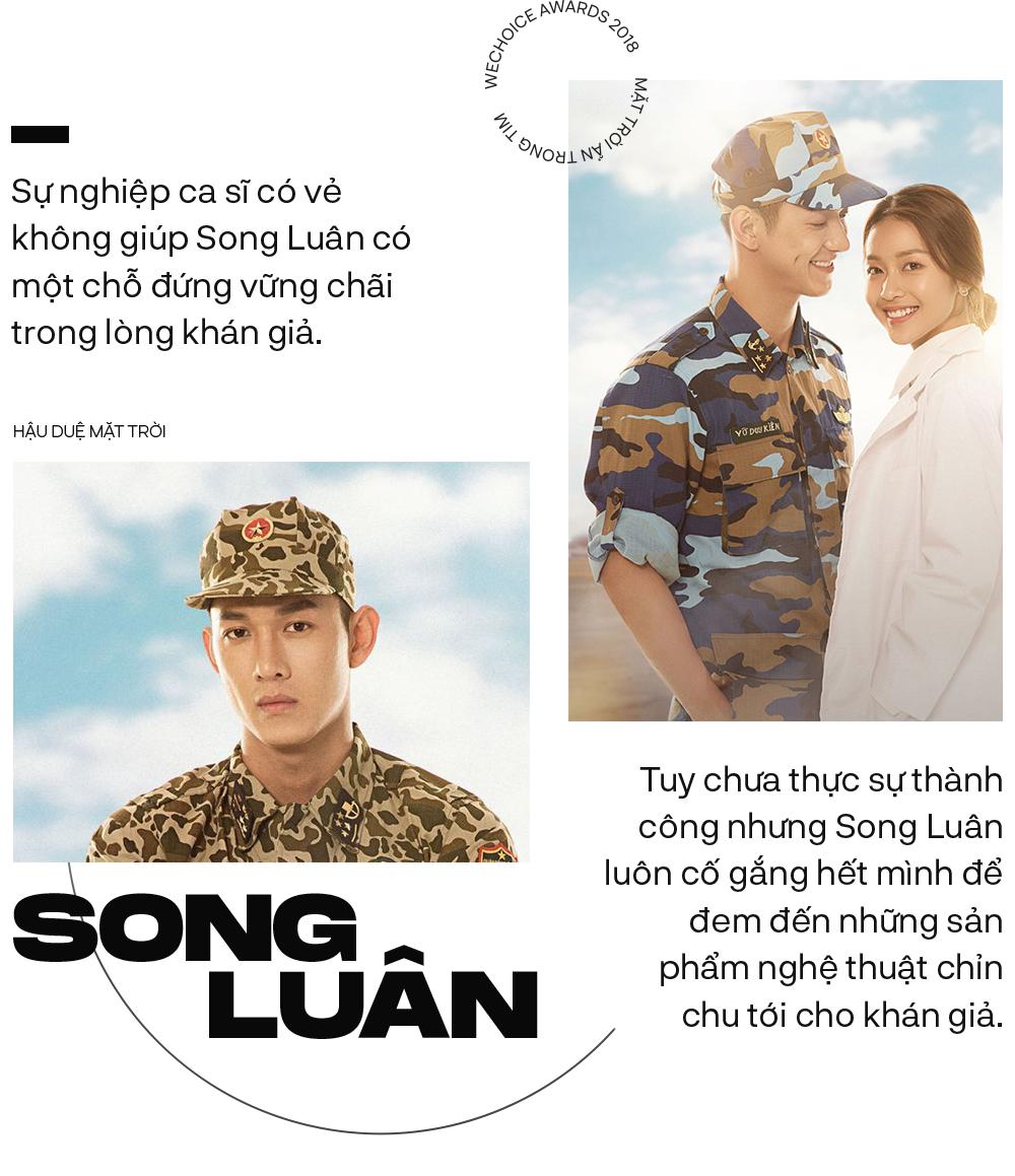 """Song Luân - Từ chàng trai hai lần bị loại khỏi The Voice đến """"đại uý quốc dân - Ảnh 2."""
