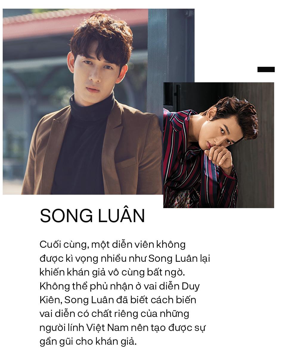 """Song Luân - Từ chàng trai hai lần bị loại khỏi The Voice đến """"đại uý quốc dân - Ảnh 3."""