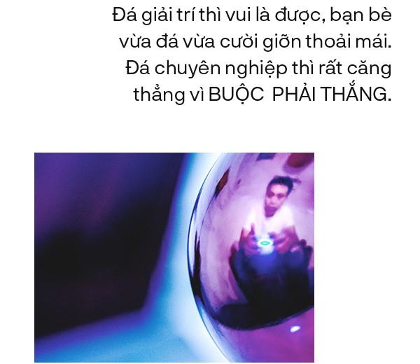 Tâm Figo, game thủ chơi PES số một Việt Nam và lời khuyên gan ruột cho các game thủ trẻ - Ảnh 6.