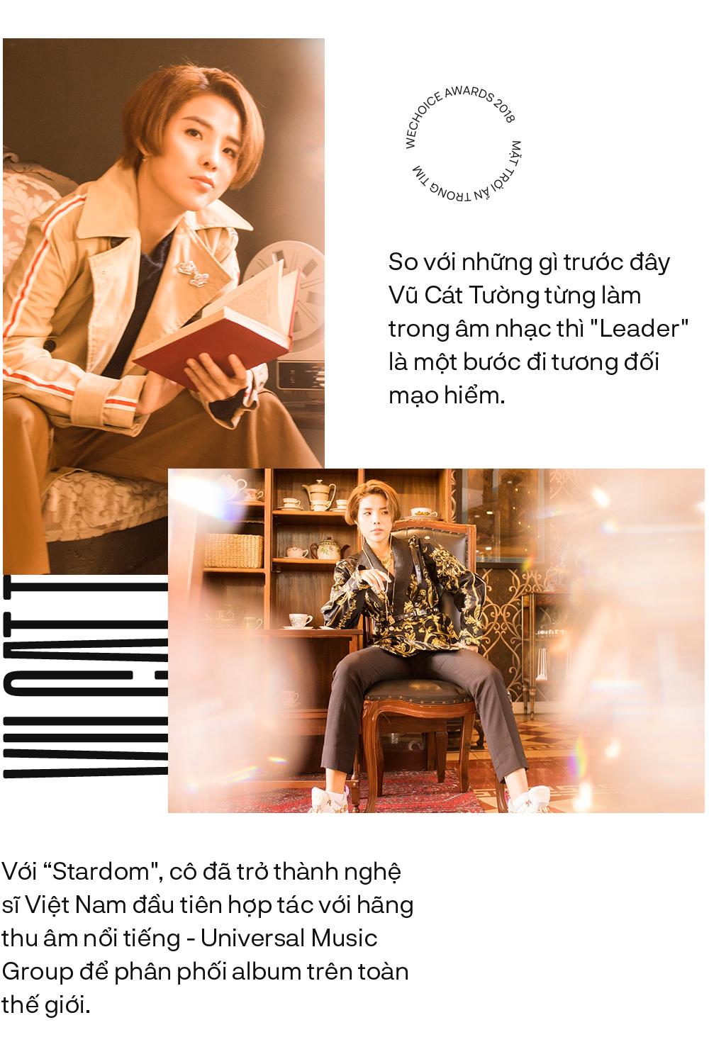 """Vũ Cát Tường - """"khối đa diện muôn màu hiếm hoi, luôn không ngừng tìm tòi sáng tạo của làng nhạc Việt - Ảnh 3."""