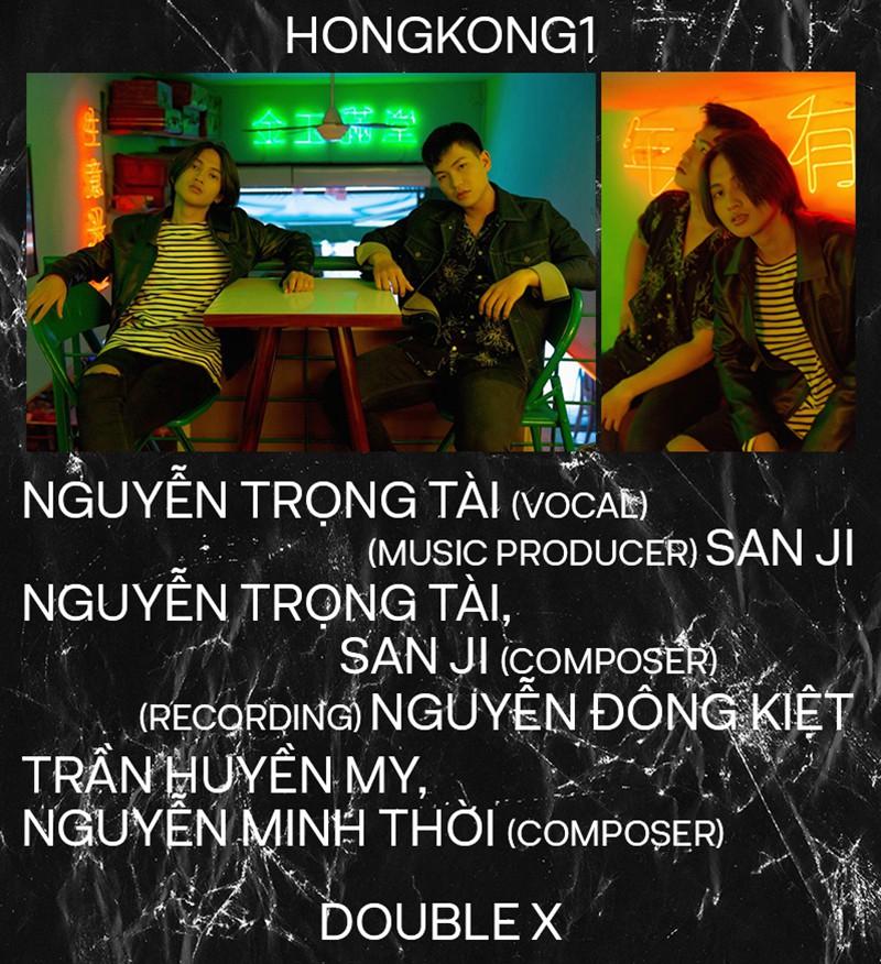 """""""HongKong1"""" - Sản phẩm âm nhạc trở thành hiện tượng mạng trong dịp cuối năm 2018 - Ảnh 3."""