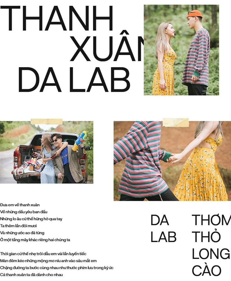 """Da LAB và MV """"Thanh Xuân"""": Hành trình viết tiếp những giấc mơ về hạnh phúc bình dị cho bao người trẻ - Ảnh 4."""
