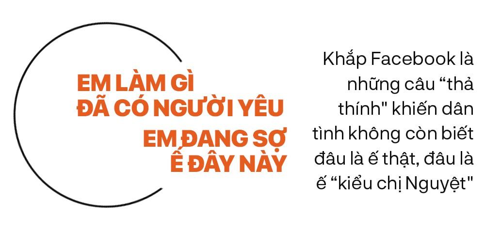 Dân tình đua nhau học cách thả thính đỉnh cao như chị Nguyệt - Ảnh 3.