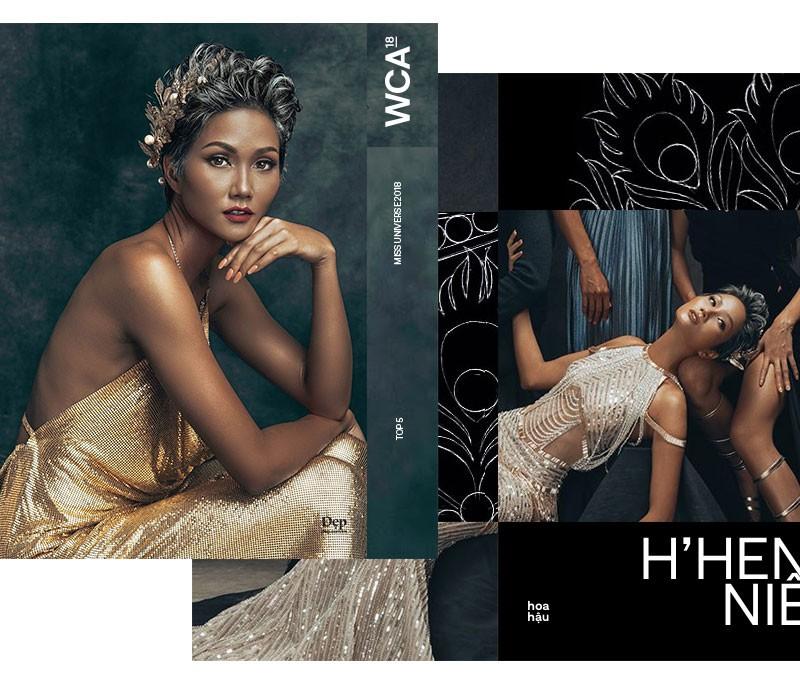 H'Hen Niê: Chưa cần chạm tới vương miện Miss Universe, bạn đã là Hoa hậu của hàng triệu khán giả Việt - Ảnh 8.