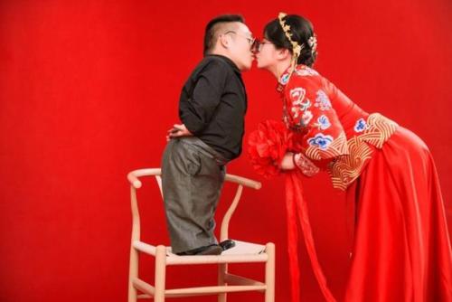 Vượt qua mọi rào cản, cô gái Trung Quốc quyết lấy chồng cao 90cm khiến cả MXH xôn xao - ảnh 3