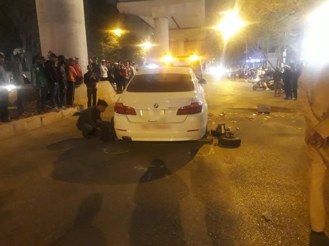 Danh tính nữ tài xế BMW trong vụ tai nạn khiến cô gái 23 tuổi tử vong trên phố Hà Nội - Ảnh 2.
