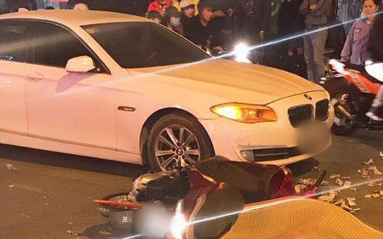 Danh tính nữ tài xế BMW trong vụ tai nạn khiến cô gái 23 tuổi tử vong trên phố Hà Nội
