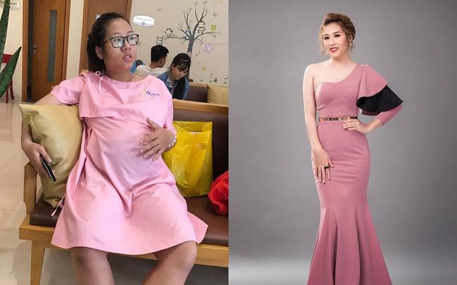 Mẹ bầu 90kg xấu xí đẻ xong hóa thiên nga, kiếm 200 triệu/tháng: Là đàn bà nhất định phải giàu, phải đẹp! - ảnh 1