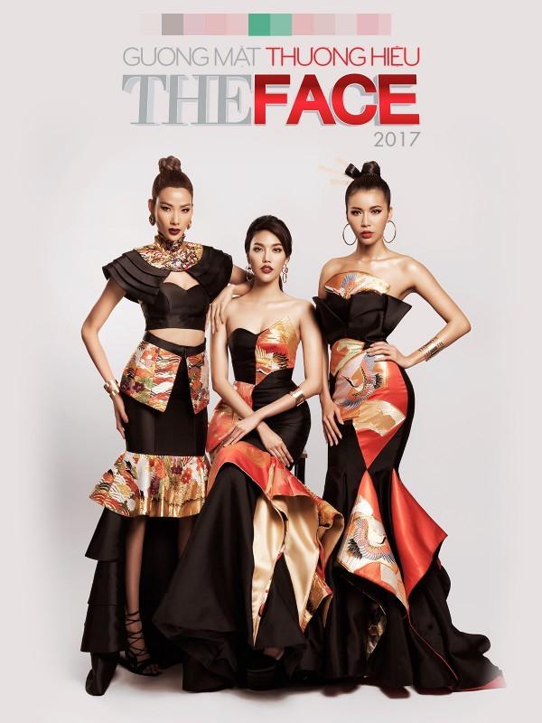 Lời nguyền của The Face: Cả 3 mùa chụp poster, cứ HLV nào đứng giữa là HLV đó giành chiến thắng? - Ảnh 3.